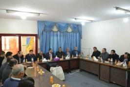 استكمالاً للجولات الميدانية وكيل وزارة العمل يتفقد مديريات العمل في محافظتي غزة والشمال
