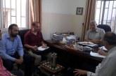 الفريق الوطني والادارة العامة للتشغيل تلتقي المكتب الاستشاري راي كونسلت