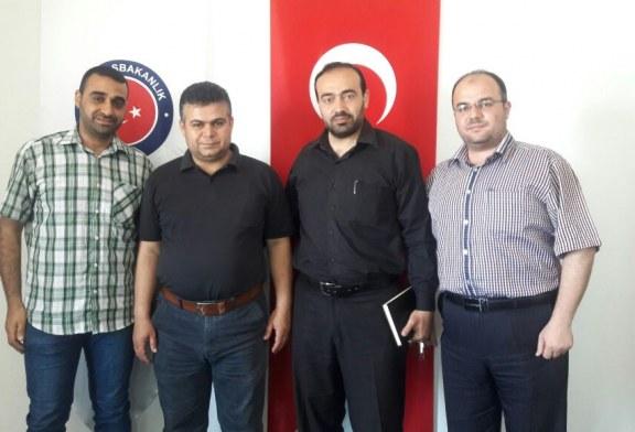 """الادارة العامة للتعاون الدولي والعلاقات العامة تزور الوكالة التركية للتعاون والتنسيق """"تيكا"""""""