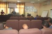 مديرية عمل الوسطى تعقد ورشة عمل بالتنسيق مع المركز الديموقراطي لحقوق العاملين