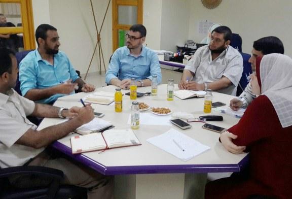 اللجنة التحضيرية لترويج وتسويق OSS تعقد أولى اجتماعاتها