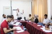 وزارة العمل والمكتب الاعلامي الحكومي ينظمان لقاء تدريبي حول التحرير الصحفي