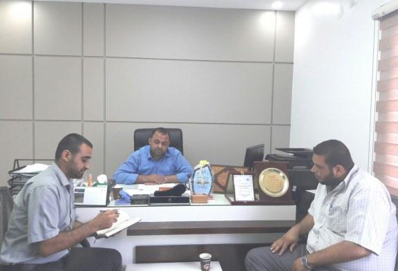 استكمال اجتماعات لجنة ترويج وتسويق مكتب تشغيل متعدد الخدمات OSS