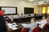 الادارة العامة للتشغيل تشارك في دورة تدريبية حول مشروع بناء قدرات المؤسسات