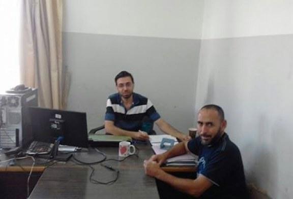 التعاون في مديرية عمل غزة يقدم خدمة التوعية بالتسجيل في الجميعات التعاونية