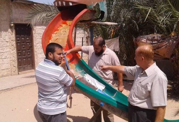 اللجنة الفنية للسلامة والصحة المهنية في محافظة رفح تنفذ جولات تفتيشية مفاجئة للمنتجعات السياحية