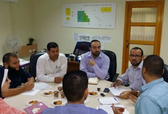 وزارة العمل والاتصالات تستكمل اجتماعات تطوير نظام سوق العمل مع الاغاثة الاسلامية