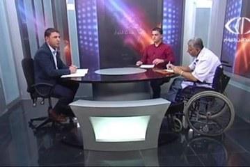 ضمن سياسة ترويج وتسويق خدمات الوزارة حلقة مرئية على فضائية فلسطين اليوم