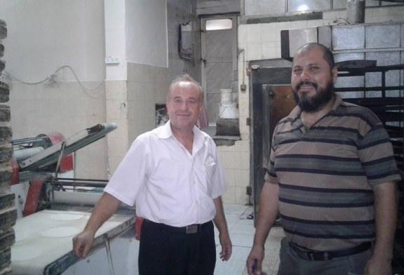 اللجنة الفنية للسلامة والصحة المهنية في محافظة رفح تنفذ جولات تفتيشية على المخابز