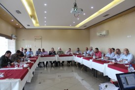 وزارة العمل تنظم ورشة عمل حول القانون الدولي الانساني بالتعاون مع اللجنة الدولية للصليب الأحمر
