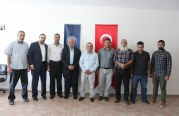 وفد من وزارة العمل يلتقي مؤسسة تيكا التركية