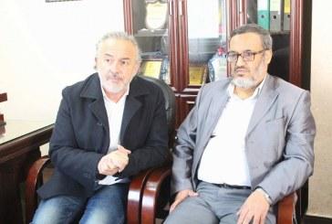 وكيل وزارة العمل يلتقي ممثل منظمة العمل الدولية في فلسطين