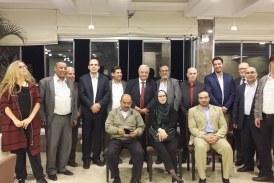 وزارة العمل تستقبل وفداً من الوزارة في المحافظات الشمالية والصندوق الفلسطيني للتشغيل