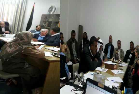 الإدارة العامة للتعاون تجتمع بالجمعيات التعاونية الزراعية