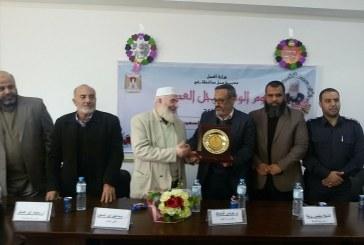 وزارة العمل تكرم الزميلين هاني أبو السعود وصلاح شحتوت بمناسبة التقاعد