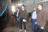 اللجنة الفنية للسلامة والصحة المهنية في محافظة الوسطى تنفذ زيارات تفتيش على محطة عكيلة للبترول ومصنع دلول للبلاستيك