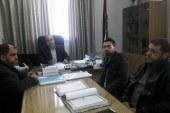 الإدارة العامة للتعاون تعقد اجتماعها الدوري لمناقشة خطة 2018