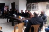 هيئة العمل التعاوني تشرف على افتتاح مقر جمعية غصن الزيتون التعاونية الزراعية