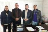 مديرية عمل محافظة رفح تستقبل وفداً من لجنة الدفاع عن الخريجيين بالمحافظة