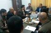 مديرية عمل محافظة خان يونس تعقد اجتماعها الثاني للجنة السلامة والصحة المهنية