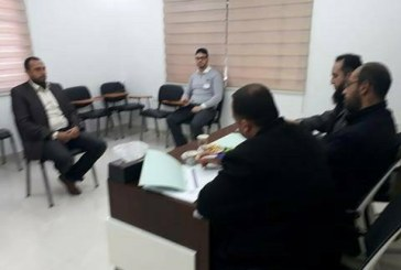 مديرية عمل محافظة غزة تعقد مقابلات وظيفية لعدد من الخريجين