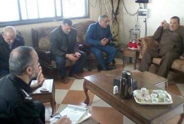 لجنة السلامة والصحة المهنية في محافظة خانيونس تباشر جولاتها الميدانية