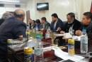وزارة العمل وشركة توزيع كهرباء محافظات غزة تعقدان ورشة عمل لمناقشة نظام العاملين في الشركة