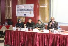 وكيل وزارة العمل : المرأة جزء أساسي من النظام الاجتماعي الفلسطيني