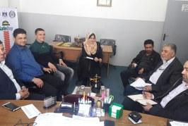 وزارة العمل تجتمع مع مصلحة مياه بلديات الساحل لبحث سبل التعاون المشترك