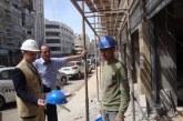 العمل تنفذ حملة تفتيشية على قطاع الإنشاءات