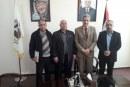 مديرية عمل محافظة الشمال تزور جامعتي غزة والقدس المفتوحة