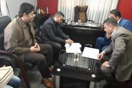مديرية عمل محافظة الشمال غزة وجامعة غزة توقعان مذكرة تفاهم تخدم الخريجين