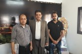 مديرية عمل محافظة شمال غزة تزور جامعة غزة بالمحافظة لعقد دورات تدريبية للخريجين