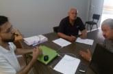 قسم التعاون في مديرية عمل غزة يزور عدد من الجمعيات التعاونية