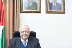 """خلال لقائه وفدا من اتحاد العاملين العرب في الاونروا الوزير ابو شهلا: ازمة """"الاونروا"""" الحالية سياسية بامتياز"""