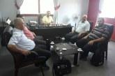 مديرية عمل محافظة الشمال تستقبل وفدا من مديرية الشؤون الاجتماعية بالمحافظة