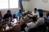 هيئة اللعمل التعاوني تزور الجمعية التعاونية الزراعية بيت حانون