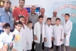 اللجنة الوطنية للسلامة والصحة المهنية تبدأ بتنفيذ حملة تفتيشية على المدارس الخاصة