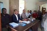 مديرية عمل خان يونس تشرف على الدورة الانتخابية الثالثة لجمعية تنمية الثروة الزراعية لمواصي خان يونس