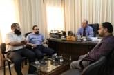 وفد من وزارة العمل يزور النيابة العامة
