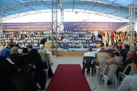 وزارة العمل تحتفل بتخريج 450 من طلبة التدريب المهني