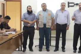 """وزارة العمل تفتتح البرنامج التدريبي في السلامة والصحة المهنية """"Protect"""""""